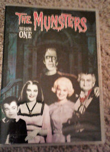 The Munsters Season One