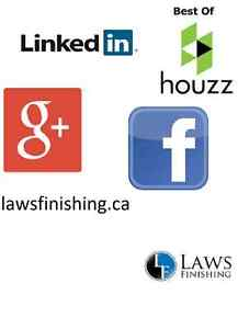 Renovating?  From start to finish, Laws Finishing Inc can help. Regina Regina Area image 1
