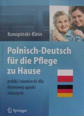 Konopinski: Polnisch-Deutsch For Maintenance at Home, Softcover, Good Condition