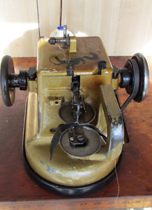 Succsess fur sewing machine