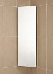 details about bathroom corner cabinet tall stainless steel single