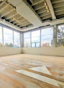 The Brightest Yoga Studio in the City for Rent-Trinity Bellwoods