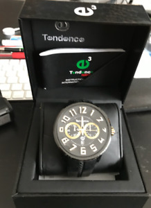 TENDENCE 50mm watch