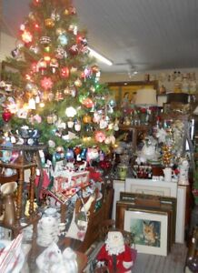 Your Antique Ship in Fredericton is open  Everyday for Xmas