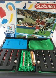 Subbuteo Football Euro 96 1996 Boxed Set