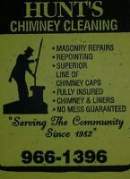 Hunts Chimney Cleaning & Repairs