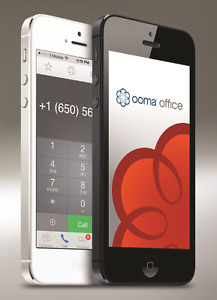 OOMA Business Phone (No Contract, No agreement)