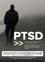 Do you or someone you know who suffers from PTSD?
