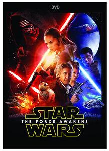 STAR WARS the Force Awakens DVD - Brand NEW