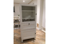 Cabinet with draws and glass door (Two Available)