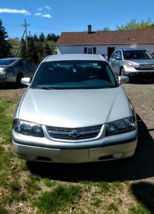 2004 Impala. 500$