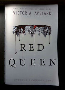 Red Queen Novel by Victoria Aveyard