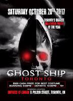 NEW BRUNSWICK INVITE TO GHOST SHIP