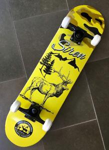 Skateboard BRAND NEW 'Siren Elk'