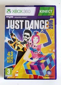 JUST DANCE 2016 - XBOX 360. BRAND NEW!!!
