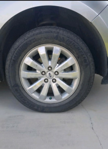Ford Edge Summer wheels and tires