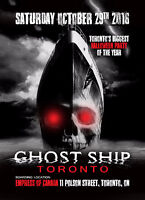 Brockville invite to Ghostship Toronto