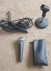 Dynamic mic and accessories
