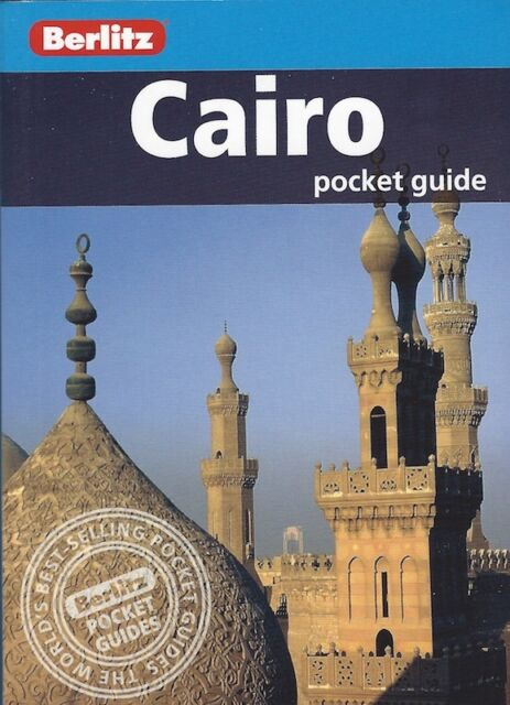 Berlitz Cairo Pocket Guide (Egypt) *IN STOCK IN MELBOURNE - NEW*