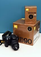 CYBER TUESDAY DEAL! Nikon D90 with 18-55mm VR lens