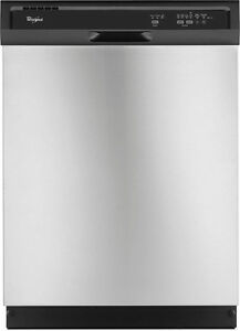 Whirlpool WDF320PADS Built-In Undercounter Dishwasher