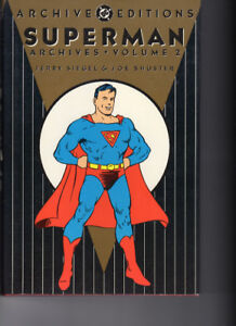 1990 Superman edition archives vol.2