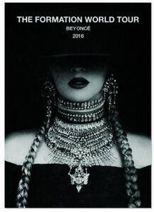 BEYONCE The Formation World Tour 2016 Poster