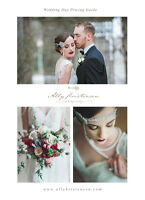 Winter Wedding Special Prices