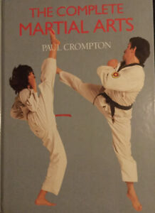 Book for sale: Complete Martial Arts