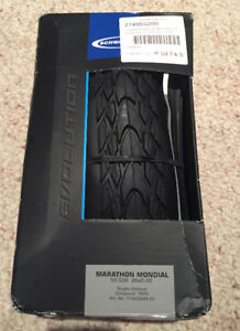 Bombproof new bike touring tires