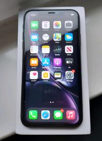 Iphone XR Black Unlocked