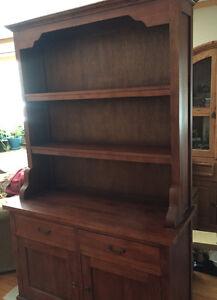 Kitchen hutch & china cabinet