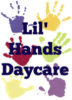 Lil' Hands Daycare - Part-Time and Casual Spots