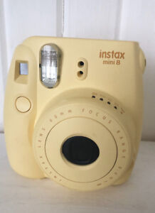 Instax Mini 8 Instant Photo Camera