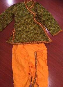 Traditional boys Indian outfits for ages 3-4 :)