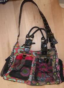 Large DESIGUAL (from Europe) handbag in like NEW condition