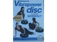 For sale Fitness Equipment VibroPower Disc