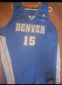 NBA/Nike Denver Nuggets Carmelo Anthony Jersey