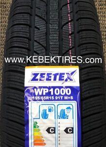 Pneu ZEETEX tires 195/65R15 185/60R15 175/55R15 HIVER WINTER 205