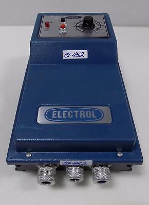 Electrol Dc Motor Speed Control 754