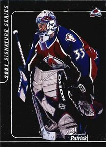 2000/01 Be A Player Signature Series Hockey Card Set #1-250 London Ontario image 3