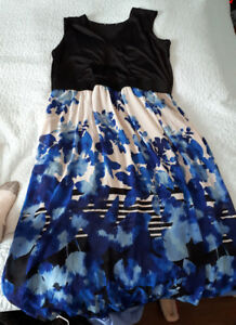 Long Dress - Size 3X