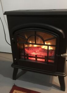 Electric Fireplace/ Heater