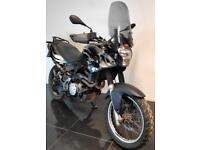 2009 59 APRILIA PEGASO TRAIL 650 BLACK ENDURO PROJECT TRADE SALE NEW SHAPE 26K