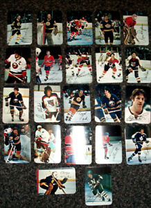 Hockey Topps Insert set+Beckett Hky 1st Edition+100s xtra1