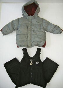 Old Navy Toddler Bambin Jacket and Starter Snowpants