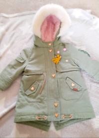 Gorgeous mothercare coat