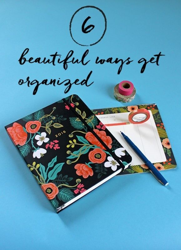 Want to get organised? Check out my other guide!