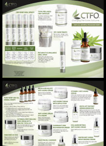 Hemp Oil product