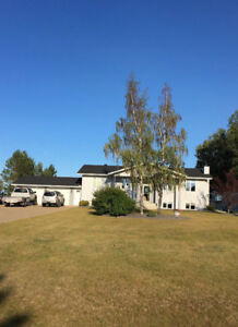 REDUCED!! Acreage Very Close to Red Deer